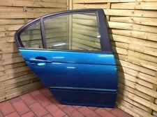 BMW E46 318i Bj. 03/2001 I komplett Tür hinten rechts