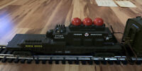 Vintage Kusan  Atomic Train KF 110 Tested Works