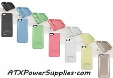 Charging Case Battery UPS for iPhone 5 5C 5S 6 6S 6 Plus 2200mAh 3500mAh 4200mAh