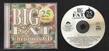 The Big Fat Christmas AUDIO CD 25 Holiday Tracks