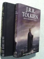 J R R TOLKIEN- THE CHILDREN OF HURIN- AMERICAN EDITION--HARDBACK, COVER-2007