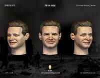 """FacepoolFigure FP-H-006 1:6 Vasily Zaytsev Head Sculpt Carving Fit 12""""Male Body"""