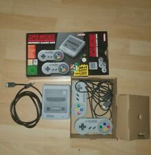 Super nintendo classic mini snes