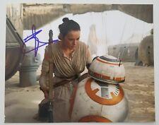 Ben Schwartz Signed BB-8 8x10 Photo Star Wars The Force Awakens BB8 RAD
