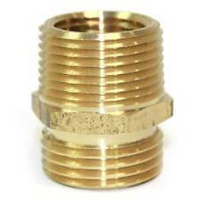 "(1) 3/4"" GHT Male x 1/2"" Female NPT Hose Fitting -  FGM0112"