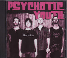Psychotic Youth - Stereoids - CD (Bomp BCD4075 2000 U.S.A.)