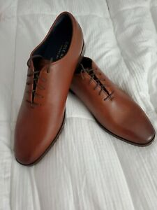 Cole Haan Grand OS Dress Shoes Brown 12 M..New w/o Box..AUCTION