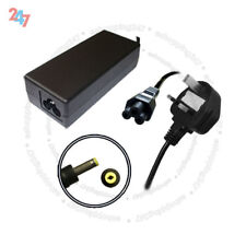 Adapter For HP PAVILION DV1000 DV5000 18.5V 65W + 3 PIN Power Cord S247