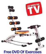 SIX PACK CARE TOTAL ABDOMINAL WORKOUT HOME GYM MACHINE AB KING PRO (IMPORTED)