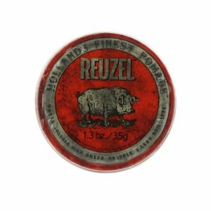 Reuzel Blue Pomade (Strong Hold, Water Soluble) 35g Styling Hair Pomade