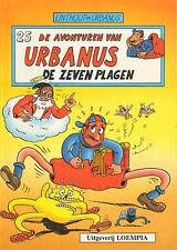 URBANUS 25 - DE ZEVEN PLAGEN (1990)