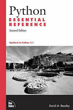 Python Essential Reference (2nd Edition)-ExLibrary