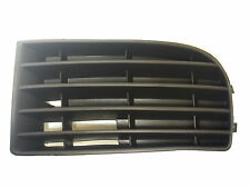 VOLKSWAGEN Golf  5 MK5 V 2003-2008 front bumper left lower grille LH VW