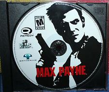 Gathering Max PAyne PC Game CD-ROM
