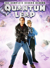 Quantum Leap - The Complete Second Season 2 (Dvd, 2004, 3-Disc Set) - New!