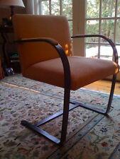 8 Mies Van Der Rohe Brno Chairs (Bronze)