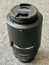 Tamron Zoom Telephoto AF 70-300mm f/4-5.6 Di SP AF Lens for Canon w/ UV filter