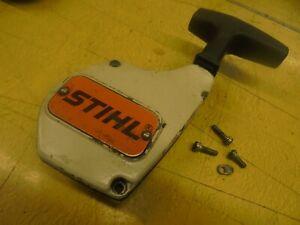 Stihl Chainsaw 030 031 031av   Pull Starter in very  Good Condition