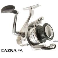 Shimano Cazna 4000FA Spinnrolle Spinnangeln Salzwasserfest Reel 4000 FA NEW OVP