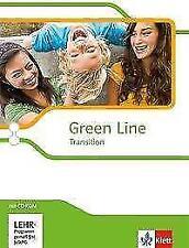 Green Line Tansition mit CD-ROM - NEU ISBN 9783125303805