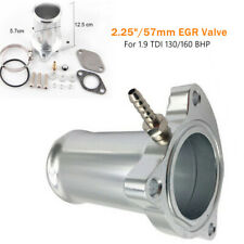 57mm/2.25'' EGR Valve Exhaust Circulation Exhaust Pipe for TDI 1.9 130/160 BHP