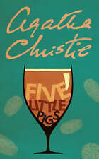 Five Little Pigs by Agatha Christie, Book, New Paperback