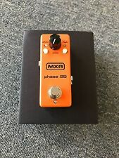 MXR M290 Phase 95 Phaser  Pedal   Small footprint Brand New!!!