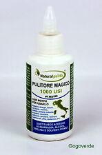 Detergente Concentrato Pulitore Magico 1000 Usi 100 Naturale 100ml H.a.c.c.p.