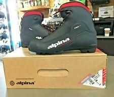 *New* Alpina T Trek Black sz 38 Touring Xc Ski Boots