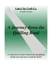 A Journey Down the Quilling Road Book with Kit - Paper Craft fnt