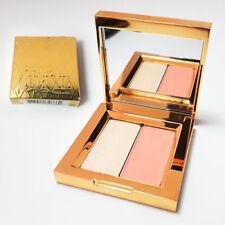 MAC Eyeshadow X2 Duo Prabal Gurung Makeup Cosmetics Satin Ocher Cinder Gold 1.8g