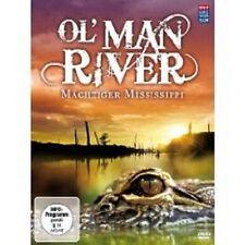 OL MAN RIVER MÄCHTIGER MISSISSIPPI DVD DOKU NEU