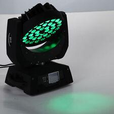 36*18W led moving head zoom RGBWA UV light Moving head wash light free shipping