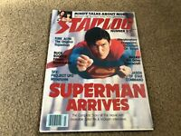 #20 STARLOG sci fi movie magazine  - SUPERMAN - CHRISTOPHER REEVE