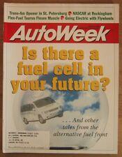 AUTOWEEK 1997 MAR 03 - FUEL CELLS, J GORDON, RACING JAG