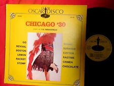 THE MIRAGEMAN Chicago '30 LP 1970s ITALY MINT-