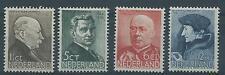 1936TG Nederland  Zomerszegels  NR.283-286 ongebruikt, mooie serie!
