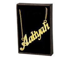 Unbranded Rhinestone Yellow Gold Fashion Necklaces & Pendants