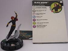 HEROCLIX AVENGERS DEFENDERS WAR - #026 Black Widow *UC*
