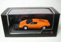 Lamborghini Countach Prototype (orange) 1971