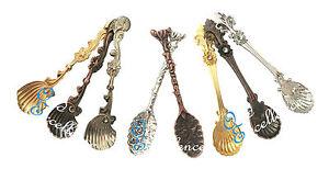 Decorative Incense & Bakhoor Spoon - Small Demitasse Oud Bukhoor Spoons Oudh
