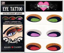2 Hard Candy Eye Tattoo Glitter Eyeshadow Appliques 124 Pure Minerals Eye Shadow