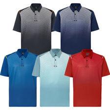 Gafas De Golf Para Hombres Camisa Polo a Rayas Manga Corta elipse ss