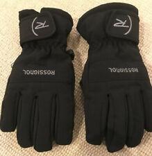 Rossignol Youth Ski Gloves Black Size M