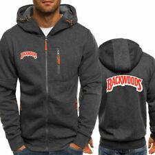 2020 Fashion Backwoods Hooded Hoodie Sweatshirt Jacket Autumn Coat Tops Gift Hot