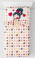 Wreck It Ralph 3 Piece Twin Sheet Set 1 Fitted Sheet 1 Flat Sheet 1 Pillowcase