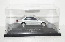 Wiking Mercedes-Benz E-Klasse Werbemodell 1:87 in PC-Box