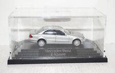 Wiking Mercedes-Benz E-Klasse Werbemodell 1:87 in PC-Box