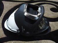 3M Speedglas 9100 FX Welding Helmet w/ HARDHAT, NO ADF Filter, Speedglass