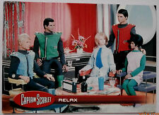 CAPTAIN SCARLET - Individual Trading Card #15, Relax - Unstoppable 2015